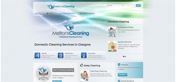 Meltons Cleaning